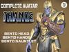:: UCM :: Thanos Avatar - Bento