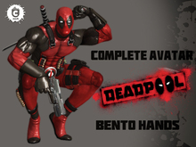 :: UCM :: Deadpool Avatar - Bento