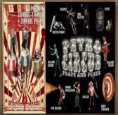 Poseidon Psyko Circus - Juggler