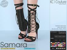 -KC- SAMARA CALF BOOTS / MAITREYA BELLEZA SLINK TONIC