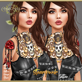 Aseriz-Tattoo Aseriz-Steampunk