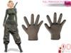Full Perm Bento Combat Gloves For Maitreya, Slink, Ocacin