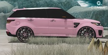 Sim Rover Sport pink  BOX