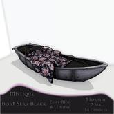 **Mistique** Boat Sera Black (wear me)