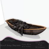 **Mistique** Boat Sera Brown (wear me)