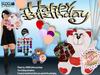 [SuXue Mesh] Happy Birthday - Teddy Bear - Hud - Resize