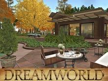 DREAMWORLD 4096 m² 1250 prims FOREST GRASS LAND