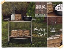 Smores Cart ♥ CHEZ MOI