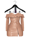 Jeune by Rowne.Fraser Moto Dress - Nude