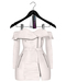 Jeune by Rowne.Fraser Moto Dress - White