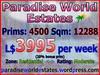 Paradise World Estates - Residential Land - Yolanda - Land for Sale - Land Rentals