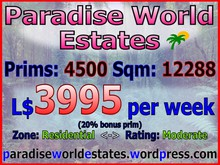 Paradise World Estates - Residential Land - Yolanda - Land for Sale - Land Rentals