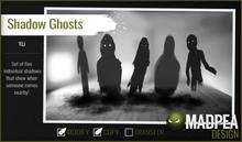 MadPea Shadow Ghosts