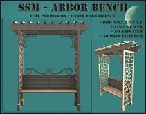 SSM - Arbor Bench