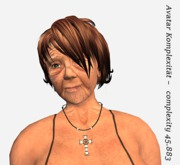 VC - Old Club Woman - Fullavatar