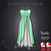 **Mistique** Lourdes Green (wear me and click to unpack)
