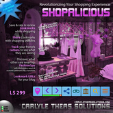 (CTS) Shopalicious: Revolutionizing your shopping experience