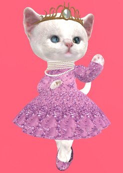 Lexxie Dinkies Princess Combo