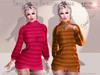 [ LsR ] - Sexy Daira Sweater Dress