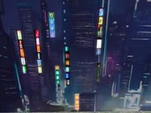 Cybergrid -  Vertical Neons Pack