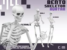 .:NULL:. Skeleton avatar - bento