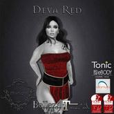 **Mistique** Deva Teal (wear me and click to unpack)