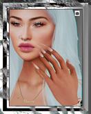 [XVI] Gel Nails Clear (Astralia)