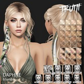 TRUTH Daphne (Fitted Mesh Hair) - Blonde