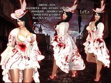 {Le'La} Bloody Victorian Lady >HALLOWEEN PROMO<