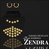 Zahara Necklace Set