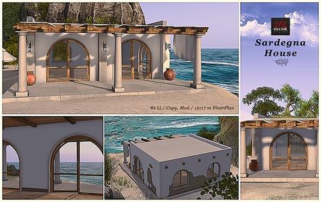 OneDecor_Sardegna House