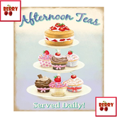 Vintage Bakery Poster 7 - Promotional Gift