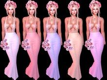 Unscrupulous - Eternity Wedding Dress -DEMO