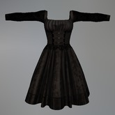 Gothic Alpine Oktoberfest Maitreya Dress box