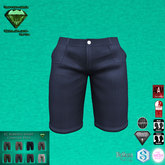 Emerald Couture For him Roberto Shorts