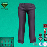 Emerald Couture For him Roberto Pants