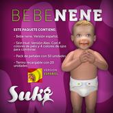 SUKi Baby Boy Spanish Version
