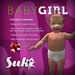 SUKi Baby Girl English Version