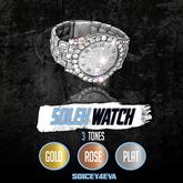 !SOICEY4EVA! SOLEX Watch (FATPACK!)