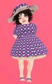 Lexxie Toddleedoo Berries Outfit
