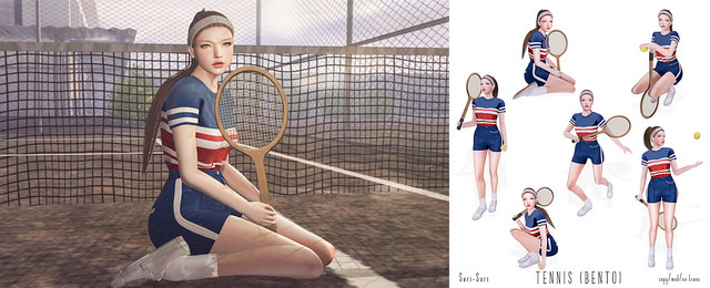 Sari-Sari - Tennis (bento)