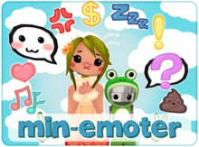 Min-Emoter (animated speech bubble with special functions for Little Ramna)