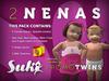 Suki Babies Twins (Girl & Girl) (ESP)