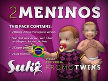 Suki Babies Twins (Boy & Boy) (POR)