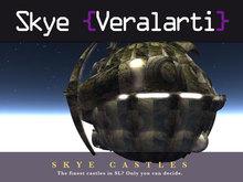 Skye {Veralarti} Space Castle Alien Artifact