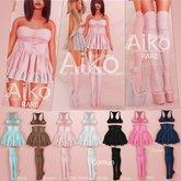 _CandyDoll_ Aiko Dress - Maitreya Lara - RARE + {GACHA}