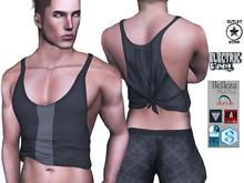 *-*EF*-* 3.6 Danceshirt Black