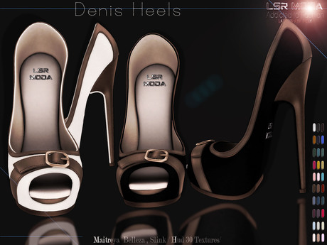 [ LsR Shoes ] - Denis Heels