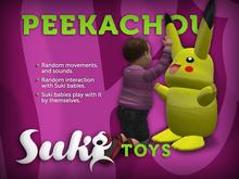 Suki. Peekachou 3.0