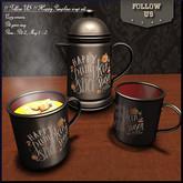 Super Autumn Sales !! Follow US !! Happy pumpkins soup set
